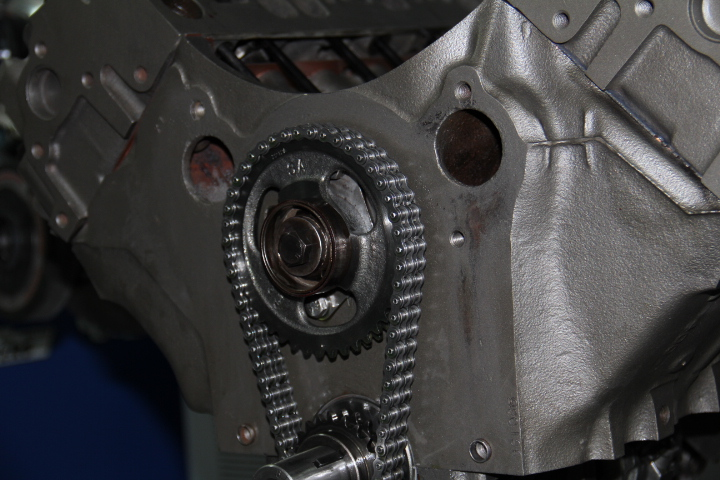 400-455 crate engine timing chain