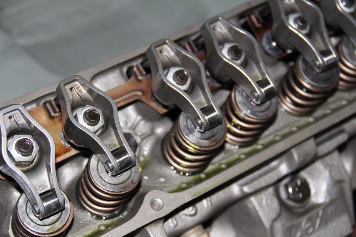 400-455 crate engine valves