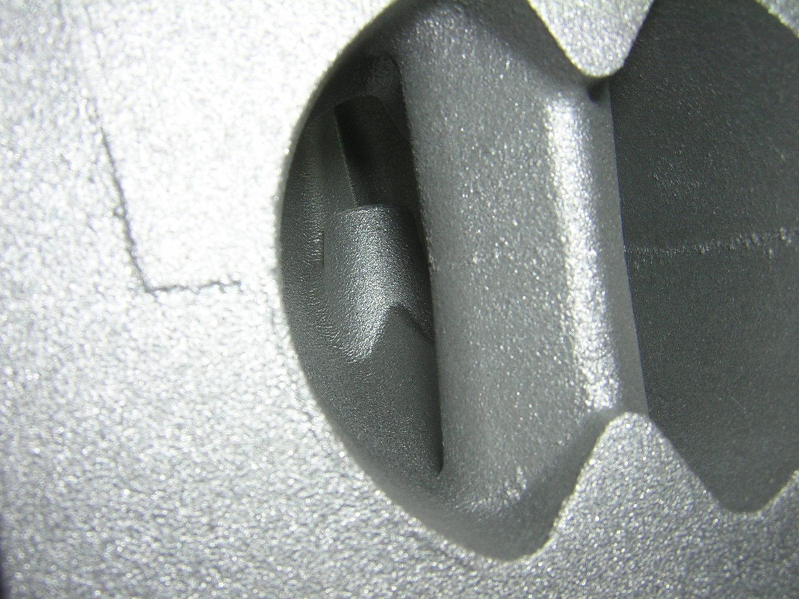 Split Intake Port
