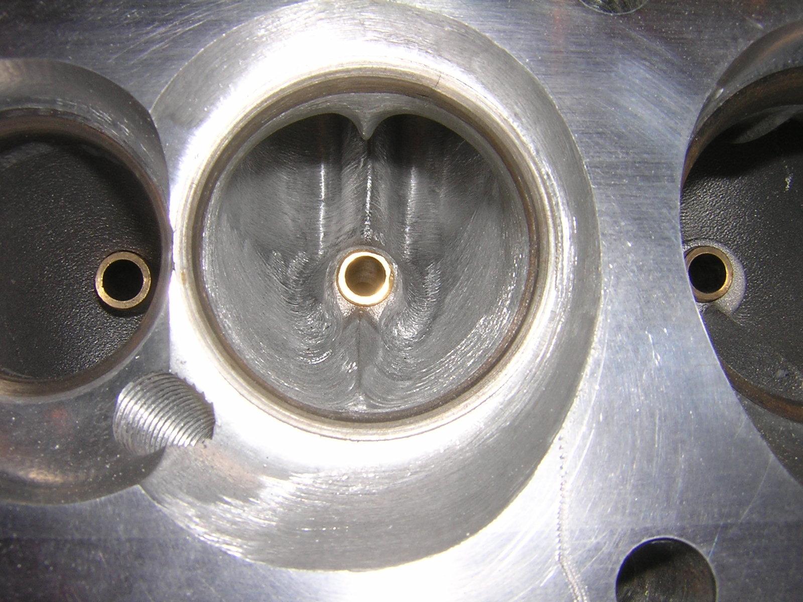 Raised Exhaust Ports (1 of 2)