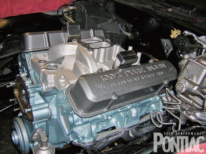 DCI Motorsports Pontiac 400-455 Crate Engine