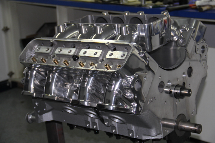 Dci Ram Air Five Crate Engine Dci Motorsports