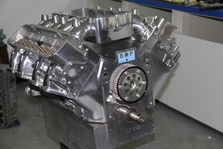 DCI Ram Air Five Crate Engine - DCI Motorsports